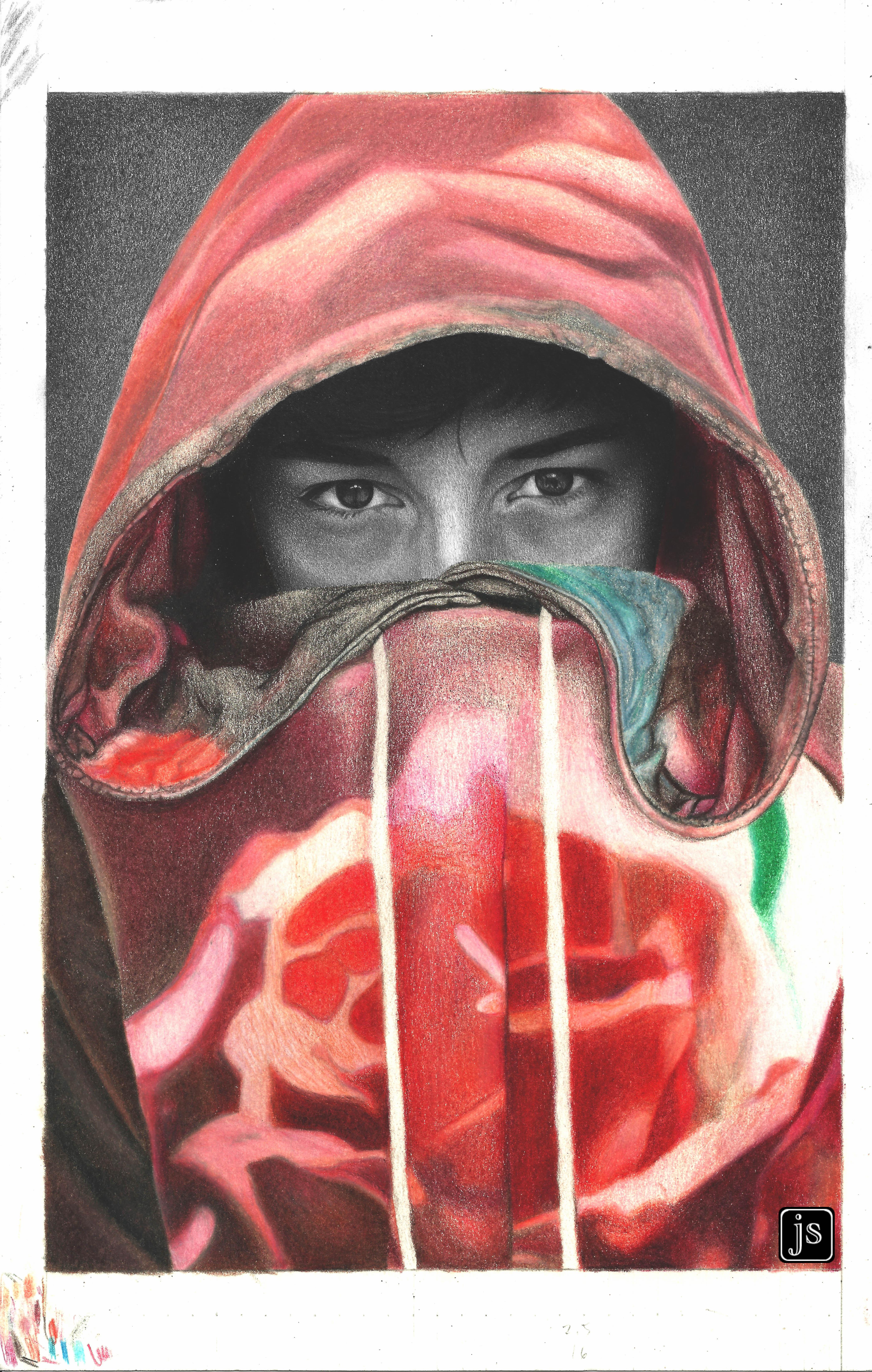 Francisco Lachowski Pencil and Color – jsanmateoart